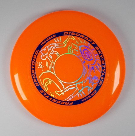 Sky Styler 160 g Custom Freestyle Discraft orange